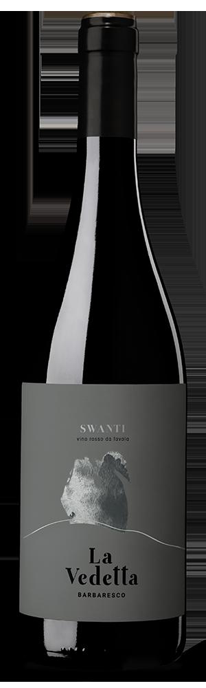 Swanti - Vino Rosso da Tavola - La Vedetta